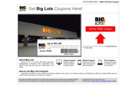 biglots.couponrocker.com