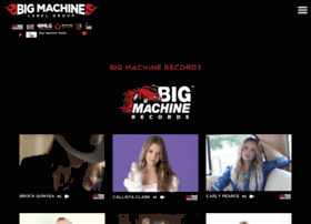 bigmachinerecords.com