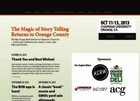 bigorangebookfestival.com