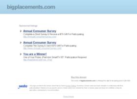 bigplacements.com