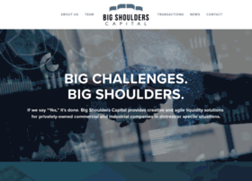bigshoulderscap.com