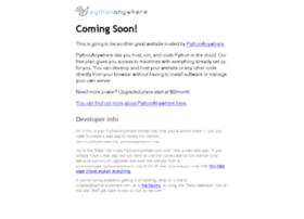 bigskyautomation.pythonanywhere.com