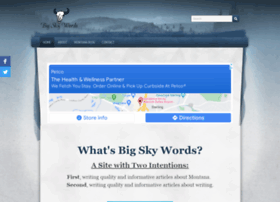 bigskywords.com