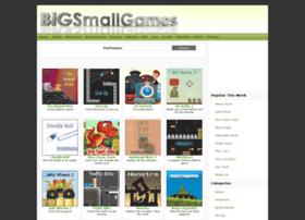 bigsmallgames.com