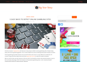 bigstarstory.com