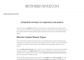 bigtimerevenue.com