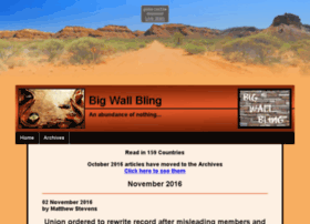 bigwallbling.com
