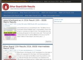 biharboard10thresults2016ac.in