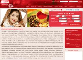 biharimarriage.com