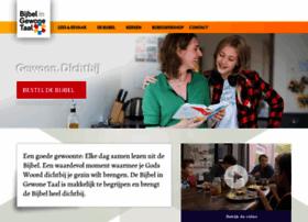 bijbelingewonetaal.nl
