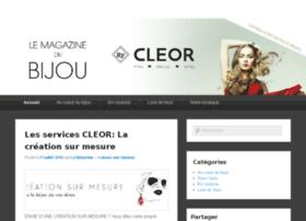 bijoux.cleor.com