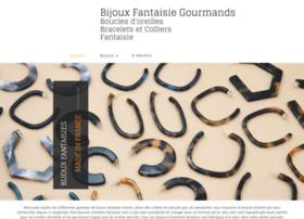 bijouxfantaisiegourmands.fr