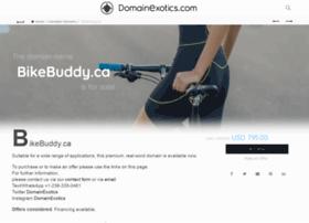 bikebuddy.ca