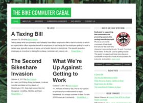 bikecommutercabal.com