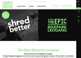 bikepark-leogang.com