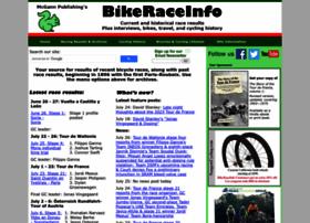 bikeraceinfo.com