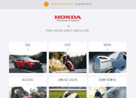 bikes.honda.co.uk