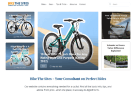 bikethesites.com