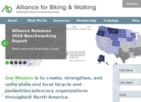 bikewalkalliance.org