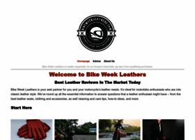bikeweekleathers.com