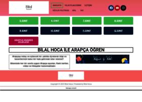 bilalhoca.com