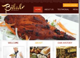 bilalrestaurant.com