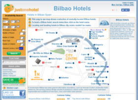 bilbaohotels.co.uk