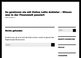 bilder-hochladen.ch