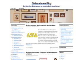 bilderrahmen-blog.de
