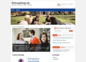bildungsblogs.de