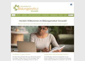 bildungsinstitut-vonwald.at