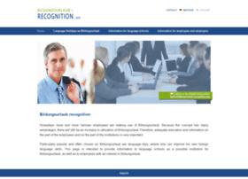 bildungsurlaub-recognition.com