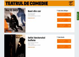 bilete.comedie.ro