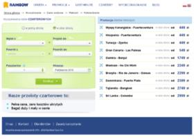 biletylotnicze.rainbowtours.pl