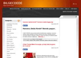 bilgecdede.com