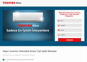 bilgi.toshiba-klima.com.tr