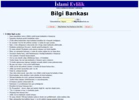 bilgibankasi.islamievlilik.com