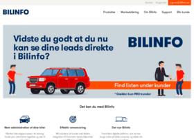 bilinfo.dk