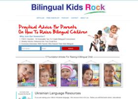 bilingualkidsrock.com