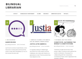 bilinguallibrarian.com