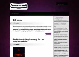 bilkamera.info