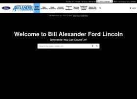 billalexanderford.com