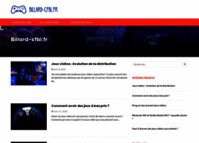 billard-cfbl.fr