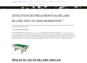 billard.reglement.free.fr