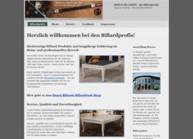 billardprofis.de