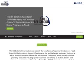 billbelichickfoundation.org