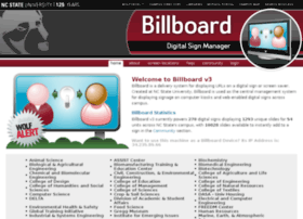 billboard.ncsu.edu