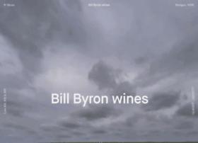 billbyronwines.com