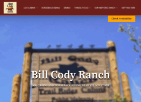 billcodyranch.com