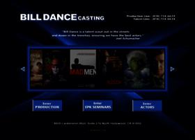billdancecasting.com